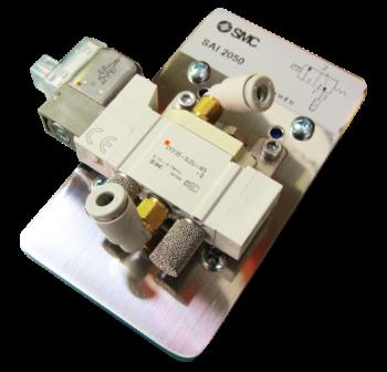 SAI2050 - Electrodistributeur 3/2 monostable NF