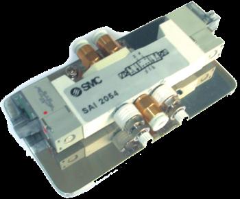 SAI2054 - Électrodistributeur 5/3 centre fermé