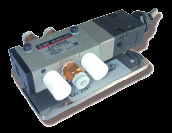 SAI2067- Distributeur 5/2 actionnée par levier