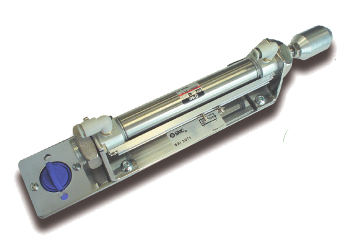 SAI2071 - Vérin à double effet avec amortissement pneumatique réglable