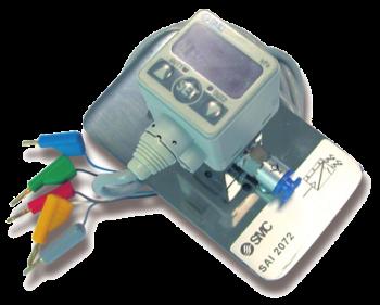 SAI2072 - Vacuostat numérique programmable. Sorties numérique/analogique