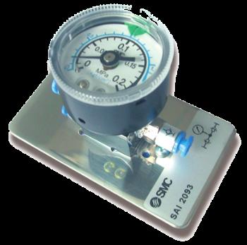 SAI2093 - 0,25MPa pressure gauge
