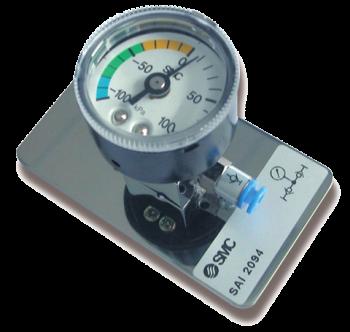 SAI2094 - Vacuum pressure gauge