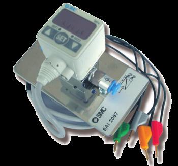 SAI2097 - Pressostat numérique programmable. Sorties numérique/analogique