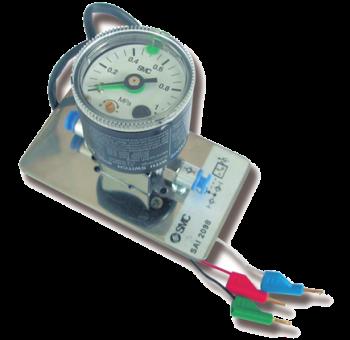SAI2098 - Manomètre avec contact électrique
