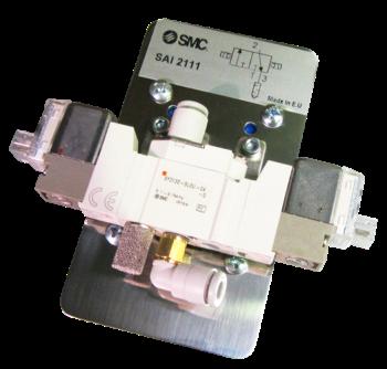 SAI2111 - Électrodistributeur 3/2 bistable