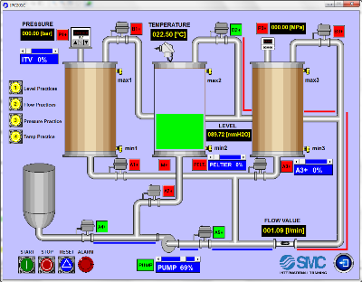 Aplicación 3D de IPC-200 para autoSIM-200