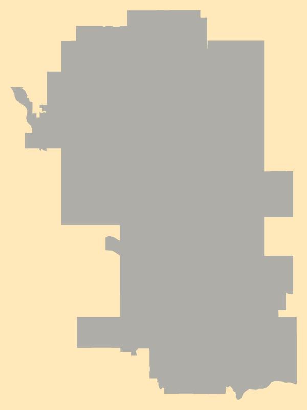 'Calgary outline'