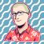 A pixel-art image of Levi.