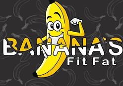 É pra dar o que falar, conheça o Banana´s Fit Fat! ❤