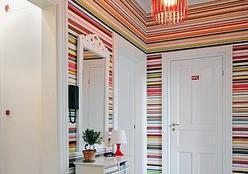 Papel de parede: barato e deixa o ambiente lindo
