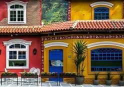 Casa do BBB 17 é inspirada em vila charmosa