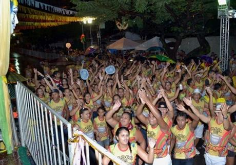 Carnaval – 1º esquenta do bloco espartanos é neste sábado (21), na chácara do Paraíba