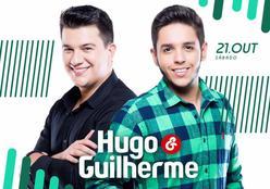 Hugo e Guiherme no Valentino