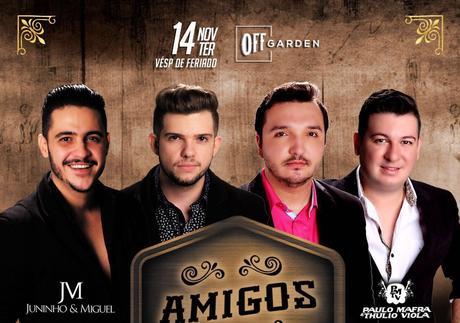 OFFICINA - Projeto Amigos