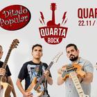 DITADO -  Quarta do Rock