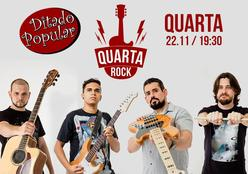 DITADO -  Quarta do Rock
