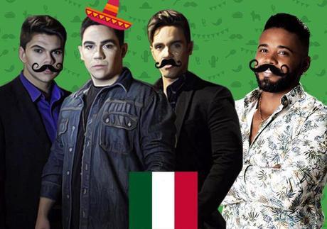 VALENTINO - Em Ritmo Mexicano