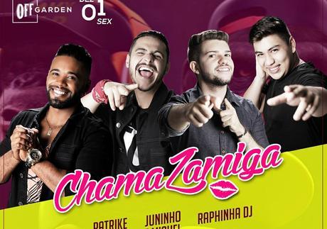 OFFGARDEN - Chama Zamiga