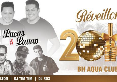 RÉVEILLON - B.H Acqua Club
