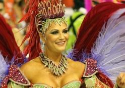 Após separação polêmica, Luiza Brunet retorna ao Carnaval carioca
