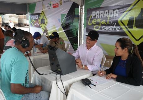 Primeira edição do Parada Legal em 2017 ocorre em Rondonópolis