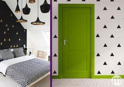 Os formatos geométricos invadiram a decoração das casas; veja como usar