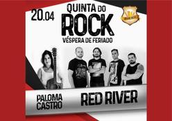 ​Quinta tem rock no Grand Beer