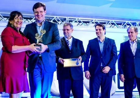 """Empresa de Rondonópolis é premiada na 1ª edição do prêmio """"Melhores Indústrias para Trabalhar em Mato Grosso"""""""