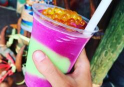 Bebida unicórnio da Disney é a nova queridinha do Instagram