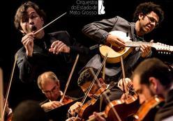 Álbum da Orquestra de Mato Grosso é finalista do Prêmio da Música Brasileira