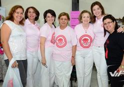 Rede Feminina de Combate ao câncer promove jantar beneficente