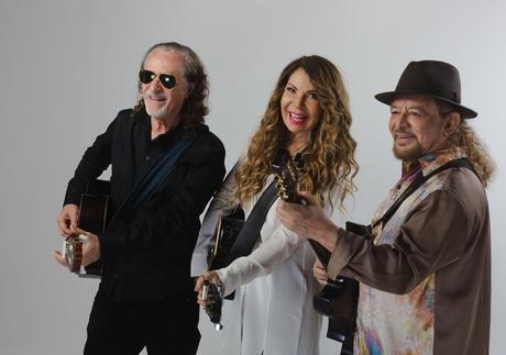 Alceu, Elba e Geraldo se apresentam em Cuiabá