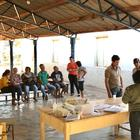 Apor entrega resultados dos exames da ação em Campo Limpo
