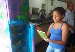 Secult expande projeto 'Geladeira Cultural' com entrega de 'geladotecas'