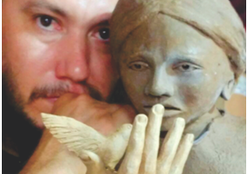 Ateliê Aberto  - A arte de esculpir em cerâmica