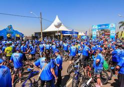 Inscrições para o Circuito Ciclístico do SEST  SENAT