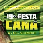 19ª Festa da Cana de Sonora