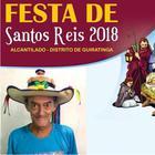 Festa de Santos Reis em Alcantilado