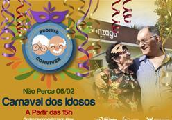 São Pedro da Cipa prepara carnaval da Melhor Idade