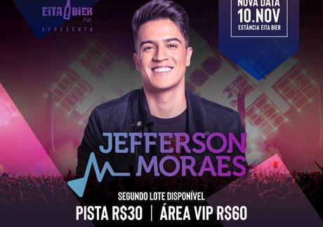 SHOW NACIONAL - Jefferson Moraes 10 de Novembro
