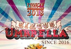 UMBRELLA CIRCUS OPEN AIR - Edição Mato Grosso - 2018. A Melhor Circus Open Air do Estado.