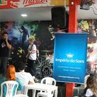 """Projeto """"Viva a Cena!"""" leva shows de bandas autorais para as escolas de Cuiabá"""