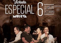Bruno e Marrone e George Henrique e Rodrigo na Musiva – 06 de dezembro