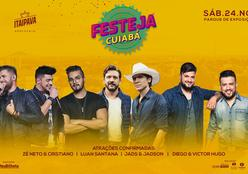 Festeja Cuiaba - 24 de Novembro