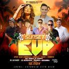 Sunset EVP  Open Bar - 10 de Novembro