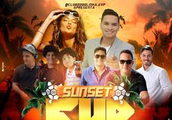 Sunset EVP  Open Bar - 10 de Novembro