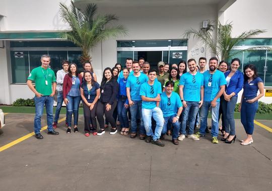 Concessionária Morro da Mesa promove conscientização sobre a saúde do homem