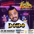 STAND UP - Tirullipa Show  24 de Março
