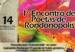CASARIO - 1º Encontro de Poetas 14 de Março